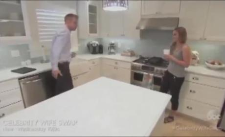 Jason Mesnick, Sean Lowe Trade Spouses on Celebrity Wife Swap