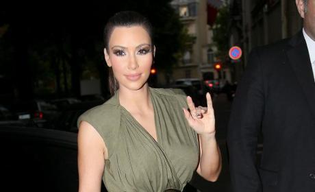 Kim Kardashian Threatens Lawsuit Over Sex Doll Doppelgänger