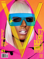 Lady Gaga V Cover (II)