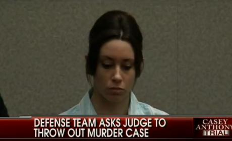 Casey Anthony Motion to Dismiss Case: Denied!