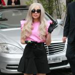Lady Gaga, Pink Top