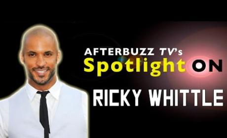 Ricky Whittle Goes Off on The 100