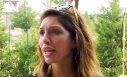 "Farrah Abraham Threatens to ""Exile"" Mother & Father"