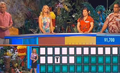 INCREDIBLE Wheel of Fortune Guess!