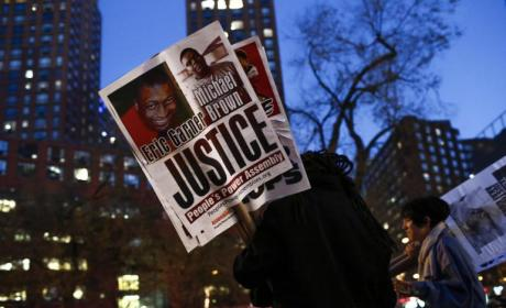 Eric Garner-Related Riots Break Out in NYC