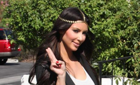 Kim Kardashian as a Hippie: Love It or Loathe It?