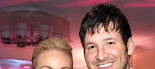 Tony Romo and Candice Crawford: Expecting!