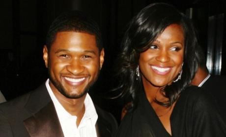 Tameka Raymond Granted Custody Hearing, Blames Usher for Son Nearly Drowning