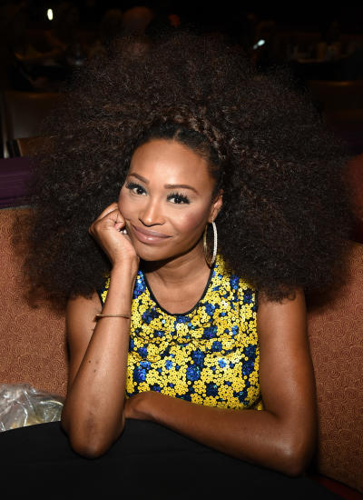 Cynthia Bailey and Her Hair