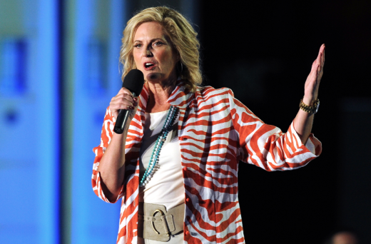 Ann Romney Fashion