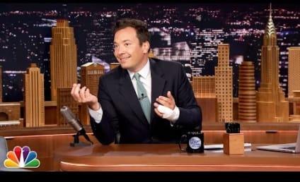 Jimmy Fallon: I Nearly Lost My Finger!