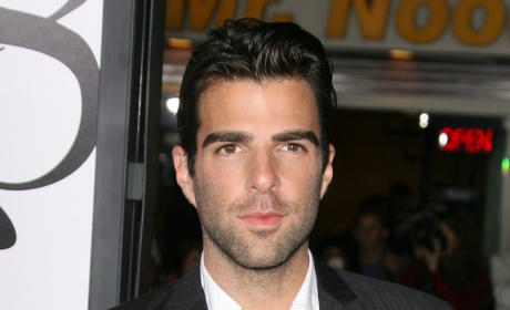 Zachary Quinto Comes Out as Gay