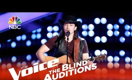 Cody Wickline on The Voice