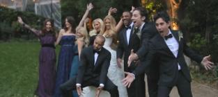 Donald Faison-CaCee Cobb Wedding Video: Zach Braff, Jessica Simpson & Co. Get Down!