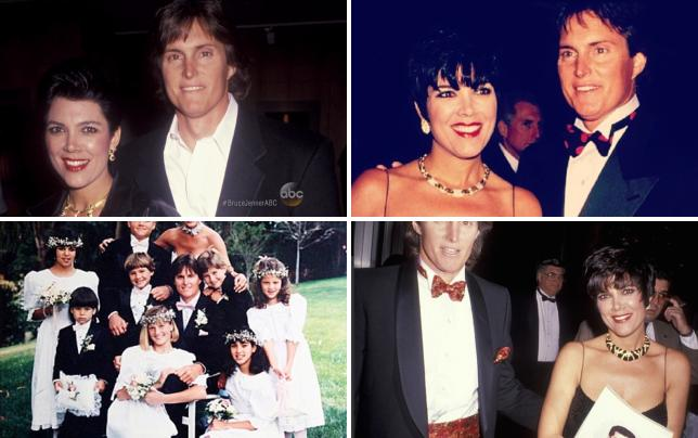 Kris jenner and bruce jenner old school