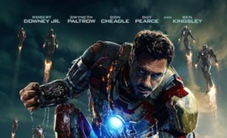 Iron Man 3 Poster: Iron Legion Revealed?
