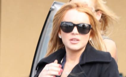 Lindsay Lohan Swears: I Was Clean!