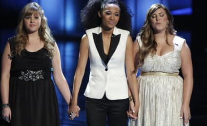 Sarah Simmons and Judith Hill React to The Voice Elimination