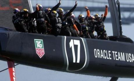 America's Cup Won By U.S. After Record Oracle Comeback