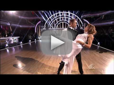 Amy Purdy & Derek Hough - Quickstep