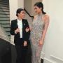 Kourtney Kardashian and Kylie Jenner Go Gatsby