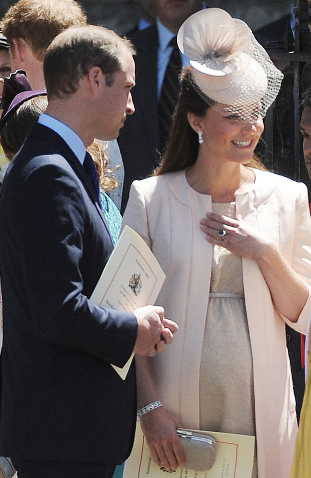 Kate and William Image