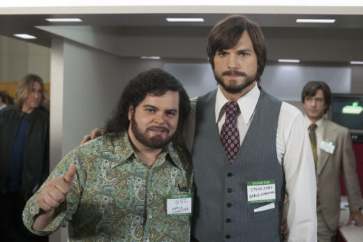 Jobs Ashton Kutcher and Josh Gad
