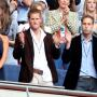 Chelsy Davy, Prince William and Prince Harry Rock Out at the Concert For Diana
