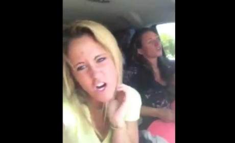 Jenelle Evans Dumps, Dedicates Hilariously Angry Video to Gary Head