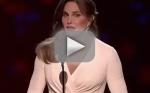 Caitlyn Jenner: ESPYs Arthur Ashe Courage Award