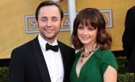 Alexis Bledel and Vincent Kartheiser: Married!