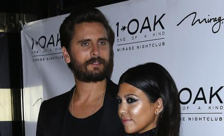 Kourtney Kardashian & Scott Disick: Attending Couples Counseling in Secret?!