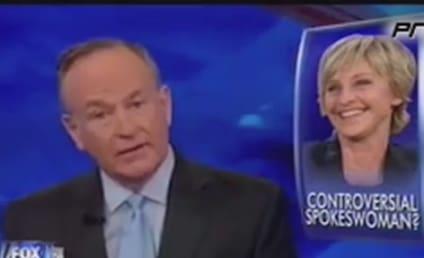 "Bill O'Reilly Defends Ellen DeGeneres, JC Penney Against Conservative ""Witch Hunt"""