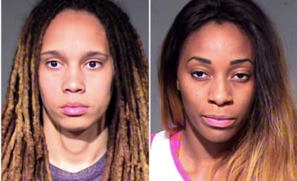Brittney Griner and Glory Johnson: Suspended By WNBA For Seven Games