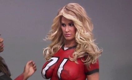 Kim Zolciak: Topless for Kroy Biermann!