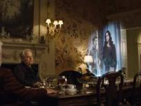 President Snow and Plutarch
