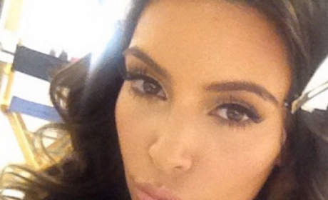 Kim Kardashian: Keeping Up with Kendall Jenner with Fake Instagram Fans?!