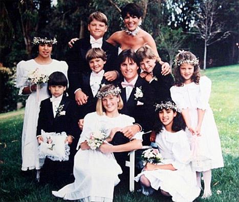 Jenner Wedding Day