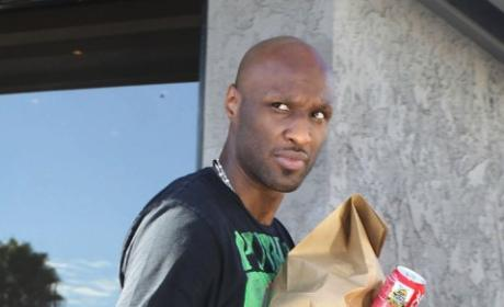 Lamar on the Street