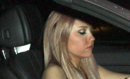 Amanda Bynes Continues Crashing, Partying