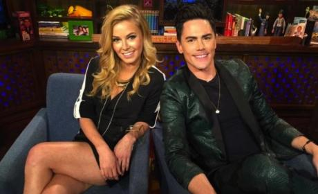 Tom Sandoval, Ariana Madix Named Sexiest Couple of 2015!