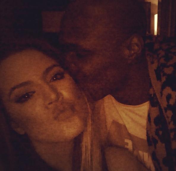 Khloe Kardashian Instagram Photo