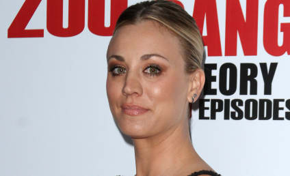 Kaley Cuoco: Getting FIRED From The Big Bang Theory Due to Diva Antics?!