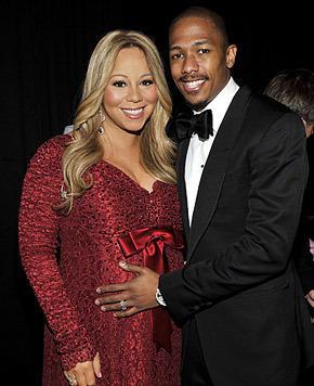 Mariah and Nick Photo