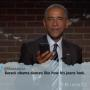 Barack Obama Mean Tweets Photo