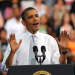 Barack Obama at Florida Atlantic University