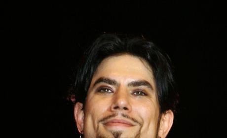Dave Navarro Smiles