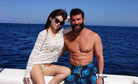 Dan Bilzerian: on a Boat!