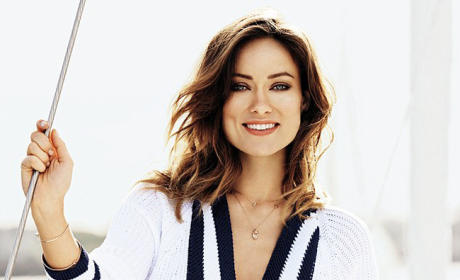 Olivia Wilde Lucky Photo