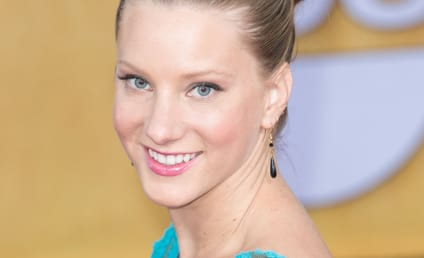 Heather Morris: Pregnant with First Child!